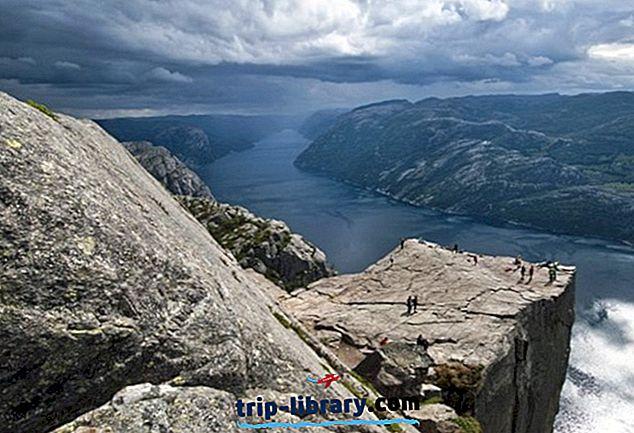 15 Topprangerte turistattraksjoner i Stavanger