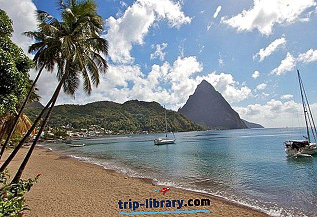 14 Nejlépe hodnocené turistické atrakce v St Lucia