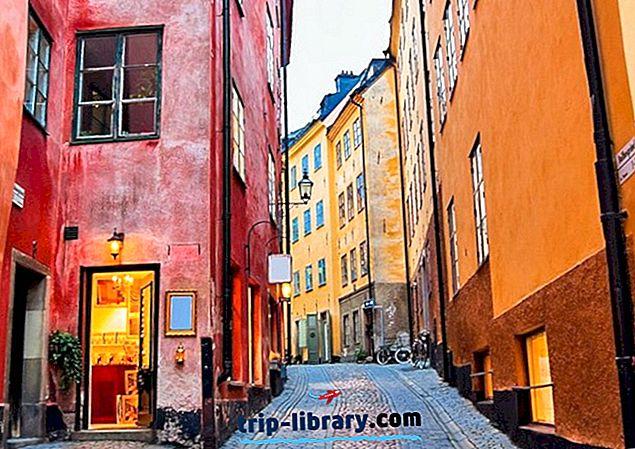 12 Nejlépe hodnocené turistické atrakce ve Stockholmu