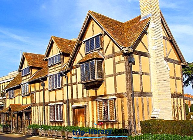 12 Nejlépe hodnocené turistické atrakce ve Stratfordu nad Avonou