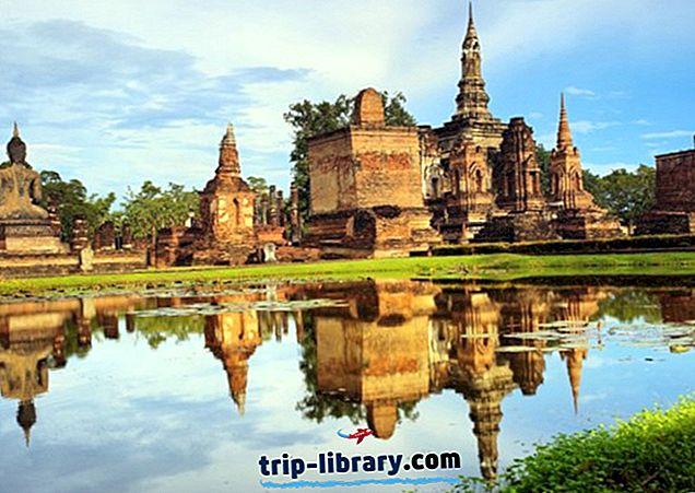 12 Nejlépe hodnocené turistické atrakce v Sukhothai