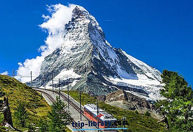 12 populārākās tūrisma apskates vietas Šveicē