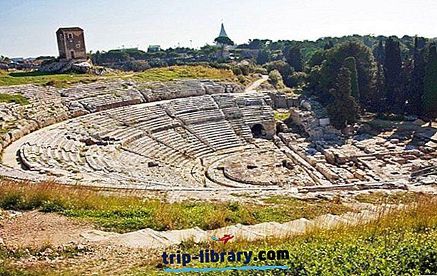 12 найкращих туристичних визначних пам'яток в Сіракузах