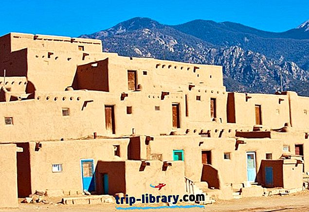 12 populaarsemat turismiobjektit Taos