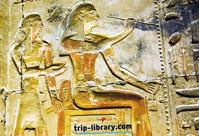Raziskovanje Templjev Abydosa: Vodič za obiskovalce