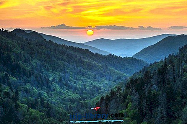 14 atracciones turísticas mejor valoradas en Tennessee