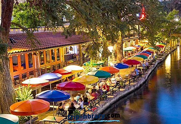 15 Nejlépe hodnocené turistické atrakce v Texasu