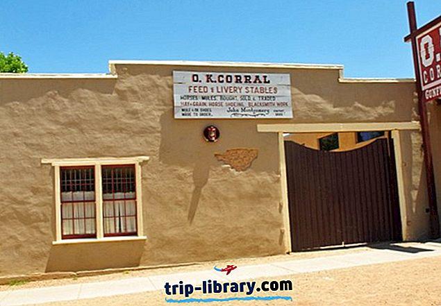 9 Bedste turistattraktioner i Tombstone