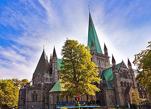 14 Najbolje ocijenjenih turističkih atrakcija u Trondheimu