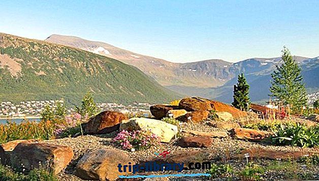 11 mest populære turistattraktioner i Tromsø