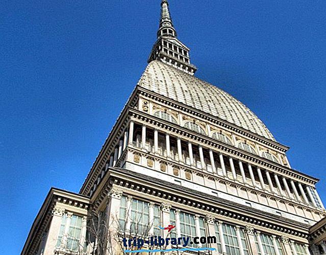 トリノのトップ15の観光名所