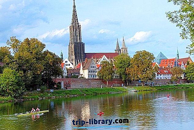 12 attrazioni turistiche top-rated a Ulm