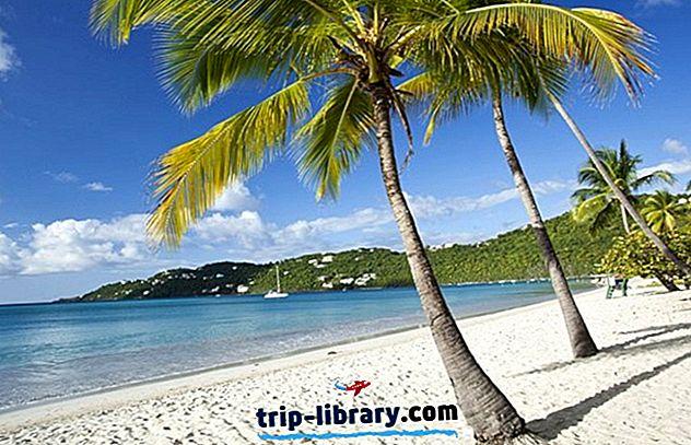 14 najbolj priljubljenih zanimivosti in krajev za obisk na ameriških Deviških otokih
