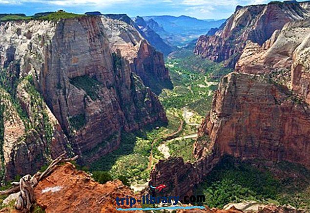 17 Bedst bedømte attraktioner og steder at besøge i Utah