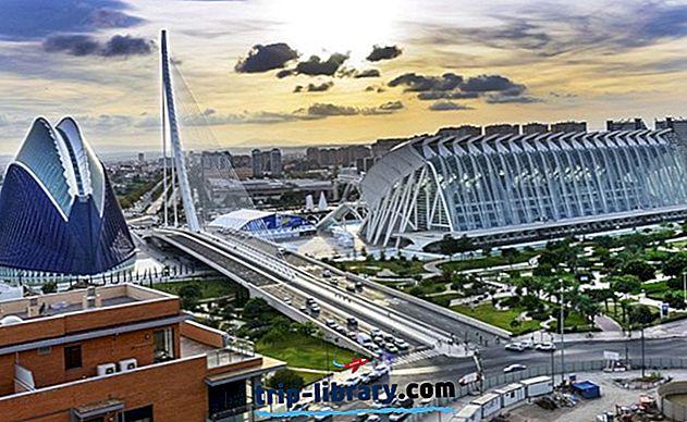 Valencia En İyi 14 Turistik Gezi Yeri ve Günübirlik Geziler