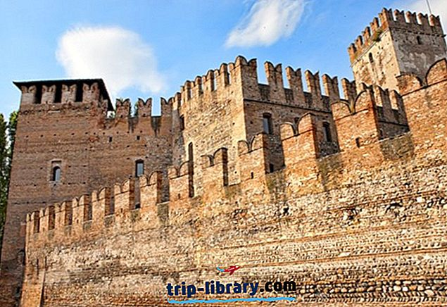 14 suosituimmat matkailukohteet Veronassa