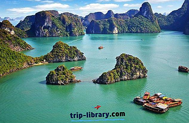 12 најбољих места за посјету у Вијетнаму