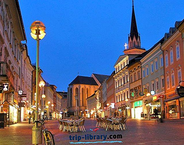Villach'daki En İyi 11 Gezi ve Gezilecek Yerler