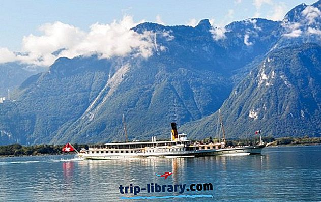 10 vrhunskih dnevnih izletov iz Ženeve