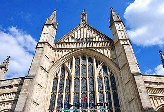 12 mest populære turistattraktioner i Winchester