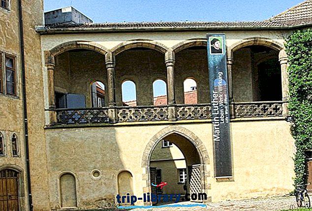 11 tipptasemel turismiobjektid Wittenbergis