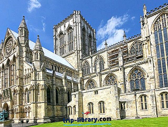 16 bestbewertete Touristenattraktionen in York, England