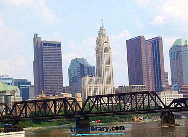 12 nejlepších míst k návštěvě v Ohiu