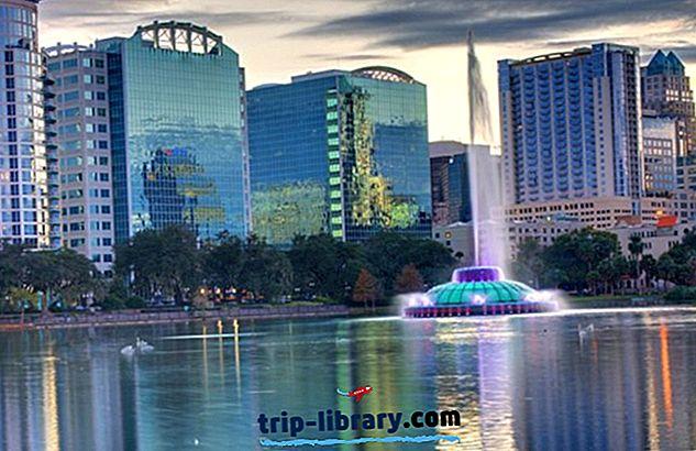 12 bästa ställen att besöka i Florida