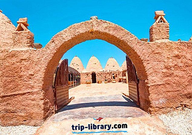 Ištirti seniausių Harrano lankytinų vietų