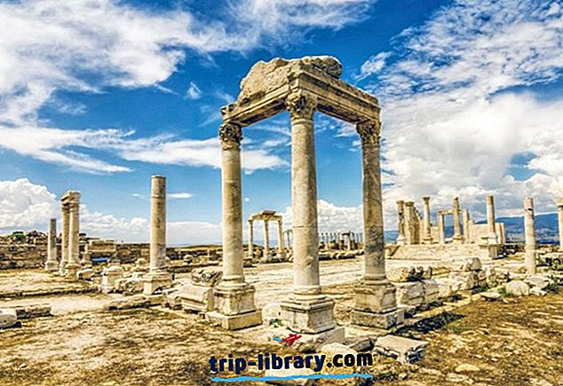 Udforskning af Laodikeia: En besøgsvejledning