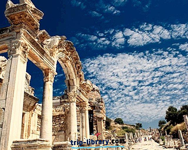 12 najbolj priljubljenih znamenitosti v Selçuk in Efezu