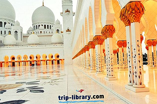 15 Top-rated turistattraktioner i Abu Dhabi