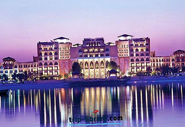 15 nejlepších hotelů - Abú Dhabí
