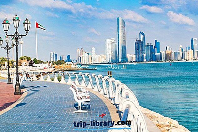 أين تقيم في أبوظبي: أفضل المناطق والفنادق ، 2019