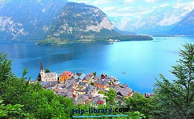 12 Top turistických zaujímavostí v Hallstatte a pozdĺž Hallstätter See