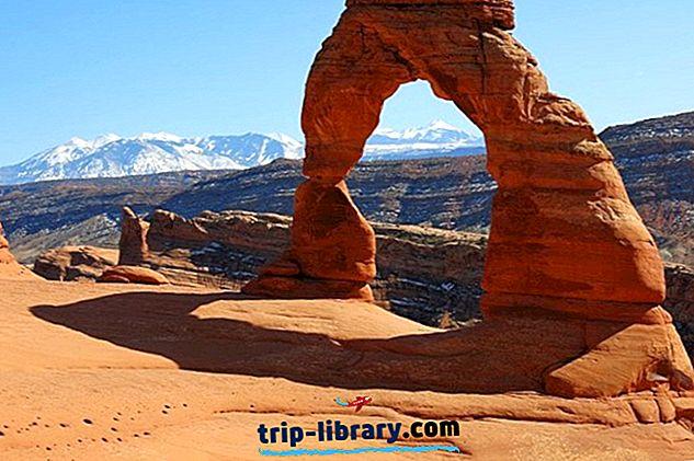 10 najboljih šetnji, šetnji i znamenitosti u Nacionalnom parku Arches