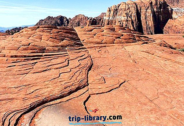 10 tipptasemel matkat St. George'i (Utah) lähedal