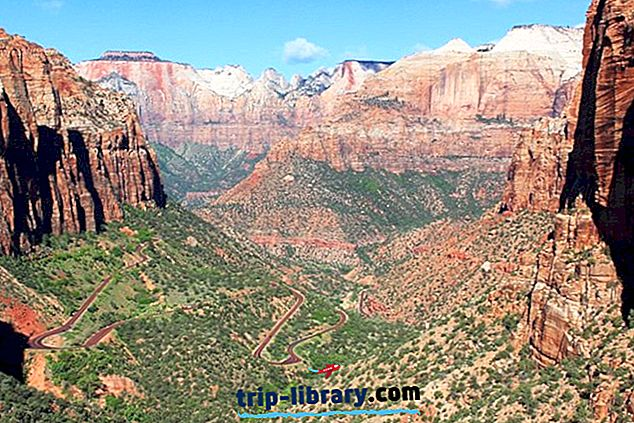 ユタ州のトップ14の国立および州立公園