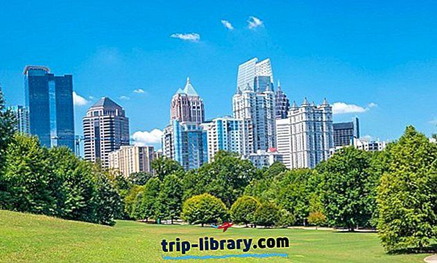 Dónde alojarse en Atlanta: Mejores áreas y hoteles, 2018