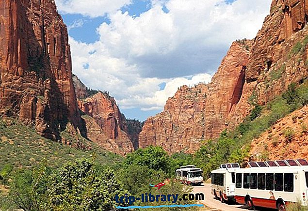 11 Top attraktioner og aktiviteter i Zion National Park