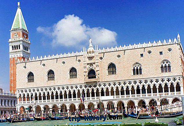Udforsk Doges Palace i Venedig: En Besøgsvejledning