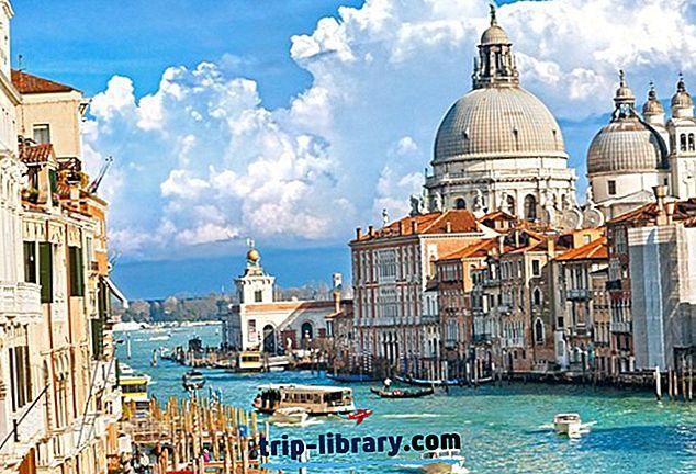 استكشاف القناة الكبرى في البندقية: 19 من أهم مناطق الجذب