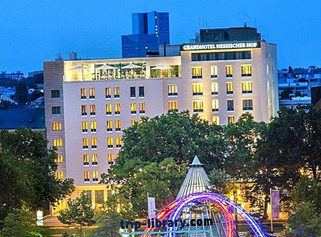 15 Nejlepší hotely - Frankfurt