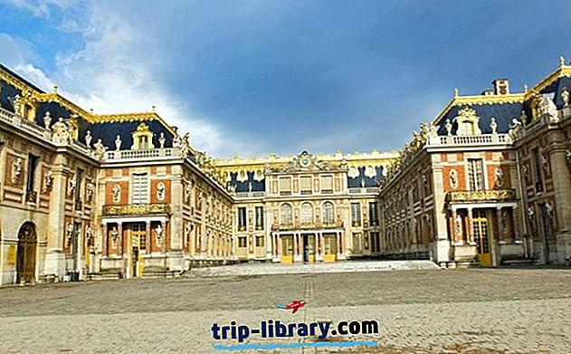 Mengunjungi Château de Versailles: 10 Tarikan, Tip & Lawatan Utama
