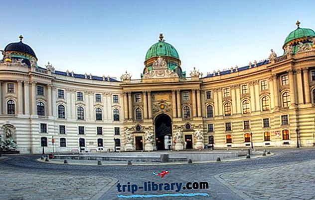 At udforske Wiens Imperial Hofburg Palace: En turistvejledning