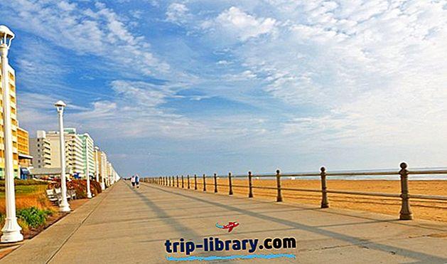 Kus peatuda Virginia Beachis: parimad piirkonnad ja hotellid, 2018