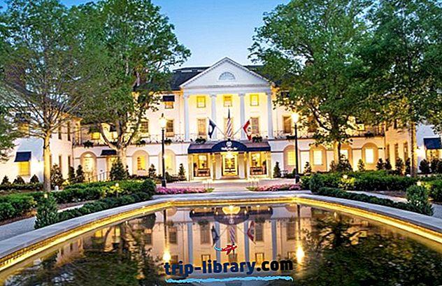 13 parimaid majutusvõimalusi Virginia's