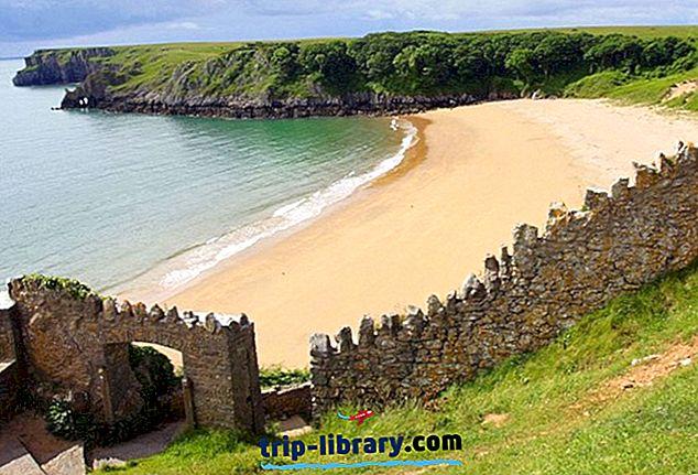 12 Top-bewertete Touristenattraktionen an der Küste von Pembrokeshire