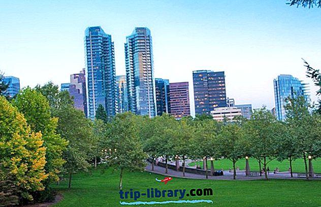 9 Nejlépe hodnocené atrakce a zajímavosti v Bellevue, WA