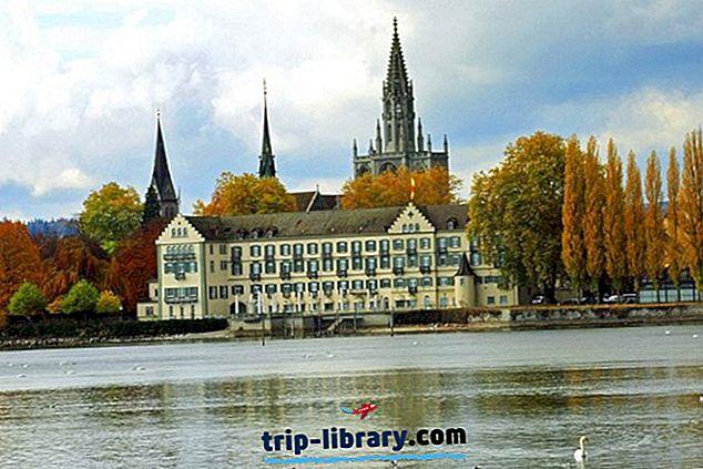 15 Top-Sehenswürdigkeiten rund um den Bodensee